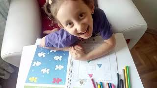 Anaokulu Etkinlikleri Yapıyoruz... Eğlenceli Çocuk Videosu