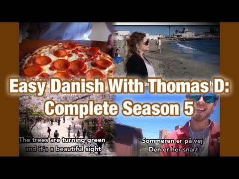 Easy Danish With Thomas D - Complete Season 5