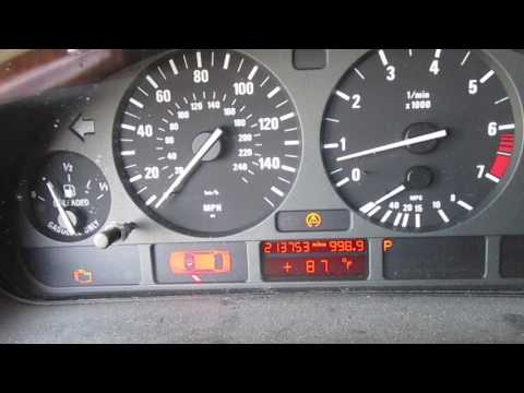 BMW E39 5 Series ABS Problem - How To Fix Using Launch