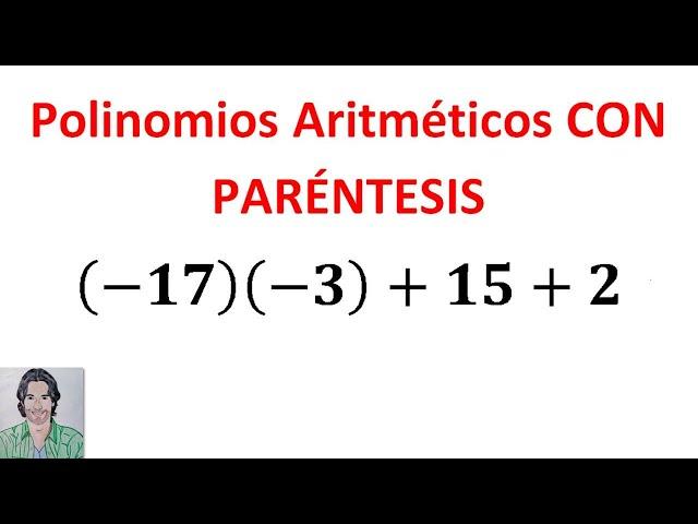 polinomios aritméticos / números enteros / ejercicio 8