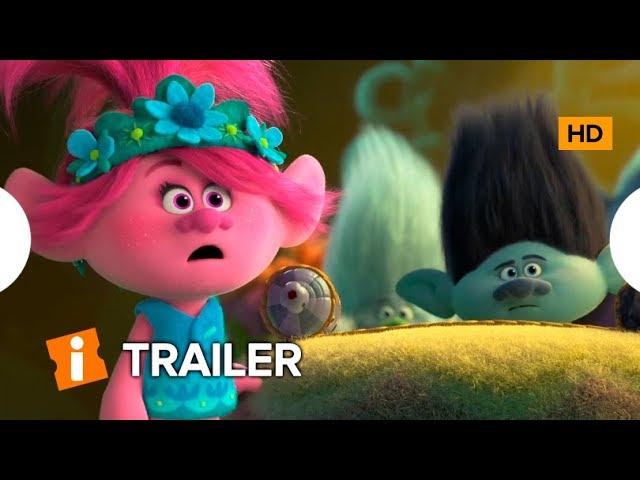 Trolls 2 | Trailer Dublado