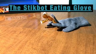 The Stikbot Eating Glove | #Stikbot