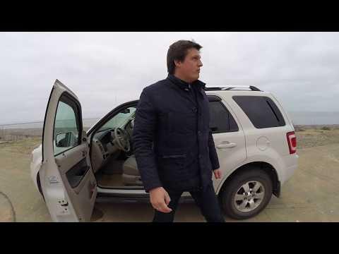 Гибридный кроссовер. Ford Escape Hybrid . Форд эскейп гибрид. Тест гибридного автомобиля.