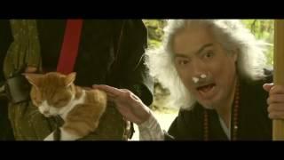 猫と時代劇という異色コラボが話題を呼んだ「猫侍」シリーズのスタッフ...