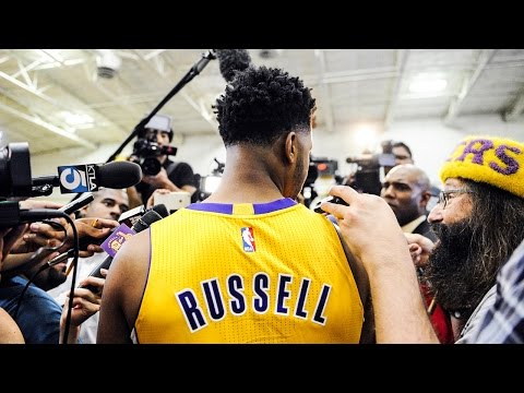 D'Angelo Russell: THE FUTURE