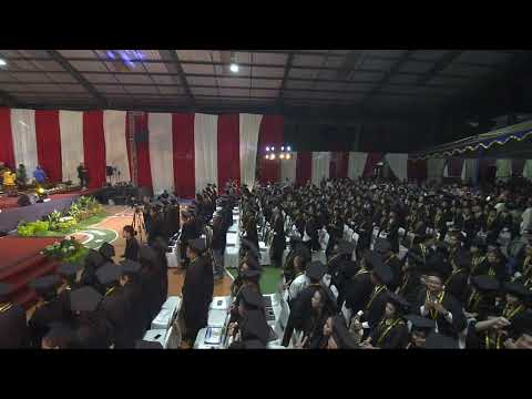 Graduasi SMA Katolik St. Albertus (Dempo) Malang 2019