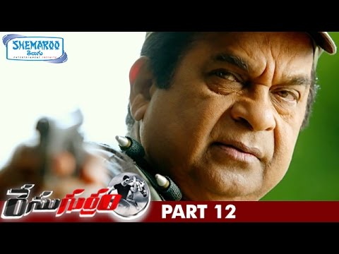 Race Gurram Telugu Full Movie | Allu Arjun | Shruti Haasan | Brahmanandam | Prakash Raj | Part 12