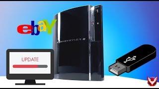 PS3 von eBay für 4.82 Jailbreak bereit machen | Rheloads Q&A | PS3