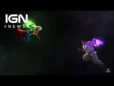 Marvel Vs. Capcom Infinite Announced - IGN News