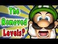 New Super Mario Bros Ds - Beta LEVELS