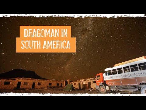 Dragoman in South America