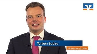 Torben Sudau, Raiffeisenbank eG, Leezen   Firmen- und Geschäftskundenservice