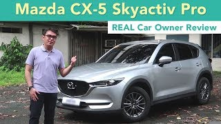 2018 Mazda CX-5 Skyactiv Pro (REAL Car Owner Review)