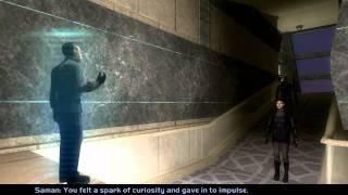 Deus Ex 2 - Nonlethal Walkthrough - Return to Cairo (3/3; Arcology, Air Terminal/Hangar)