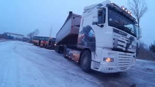 Praca Kierowcy Ciężarówki na Wywrotce