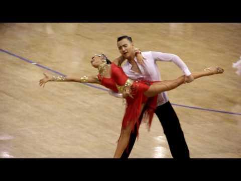 Олег Чжен и Алина Агеева Чемпионат и первенство Москвы 2017 финал