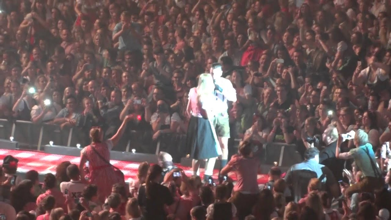 Andreas Gabalier I Sing A Liad Für Di Live At Olympiahalle München