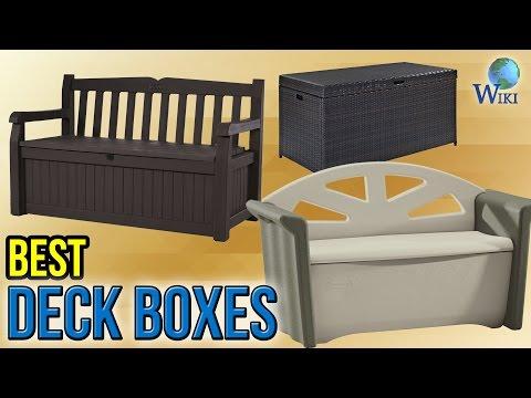 10 Best Deck Boxes 2017