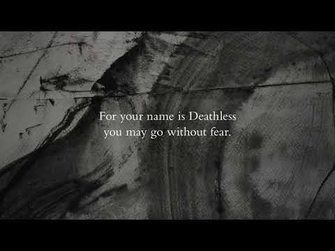 Black Crucifixion - Deathless Be Me (Official lyric video)