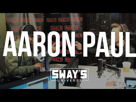 "Aaron Paul on Cults, New Show ""The Path"" + People Asking Him to Call Them a B**ch"