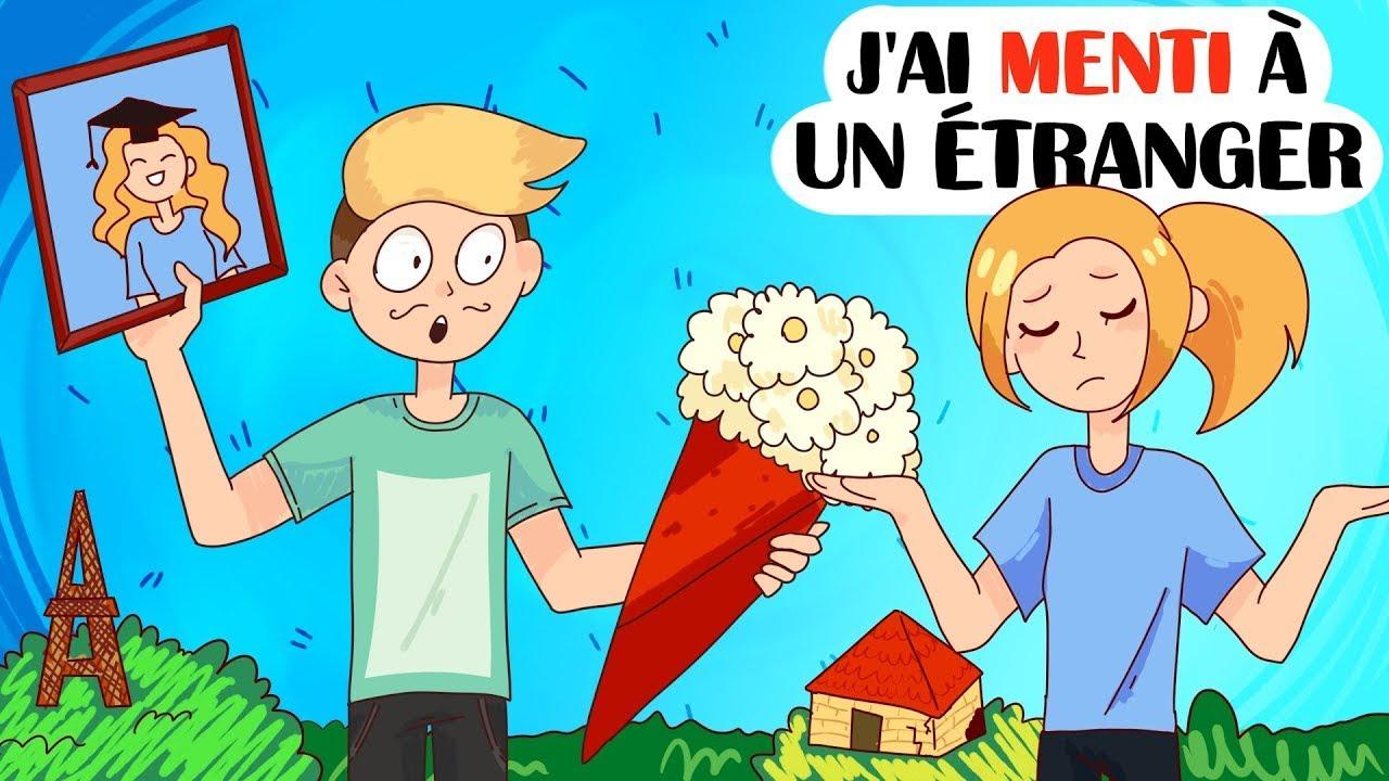 Je voulais me marier à un étranger! - Animation