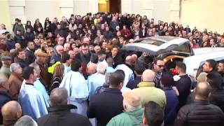 SIDERNO: FUNERALI DI PASQUALE SGOTTO | IL VIDEO