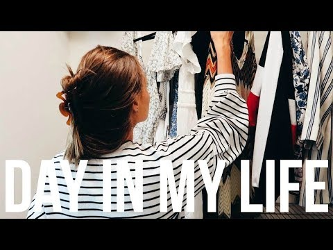 SUNDAY RESET  closet purge & tour groceries cleaning & planning