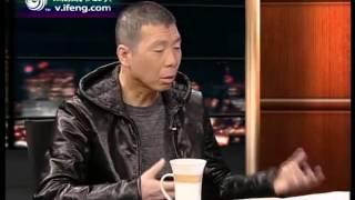 """20121120 锵锵三人行 冯小刚拍电影与张艺谋走""""反路"""""""