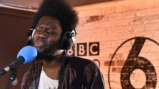 Michael Kiwanuka performs Father's Child in the 6 Music Live Room.