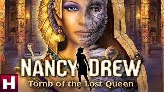 Nancy Drew: Tomb of the Lost Queen Official Trailer | Nancy Drew Mystery Games
