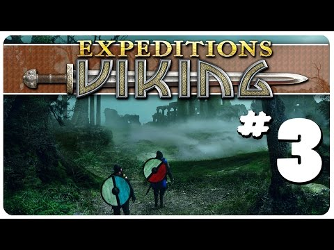 The Battle for Thegn! - Expeditions: Viking Gameplay | Let's Play Expeditions #3