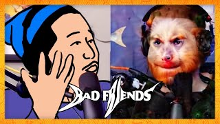 Andrew Santino and Bobby Lee Tripping on Acid Stories | Bad Friends Clips
