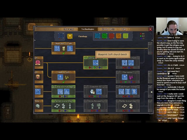 Graveyard Keeper Speedrun (Trail 3): 05