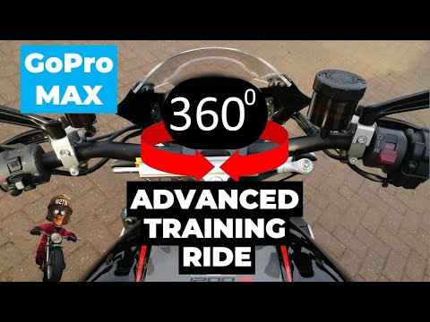360 Degree VR - Advanced Training Ride