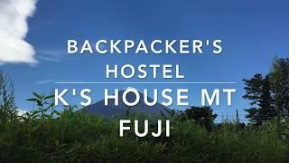 Backpacker's Hostel K's House Mt Fuji