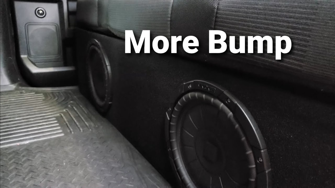 2015+ F150 New CUSTOM Subwoofer Box - YouTube | 2015 Ford F 150 Subwoofer Box Wiring |  | YouTube