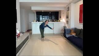 Yin Yue virtual in home dance class on Feb 23rd