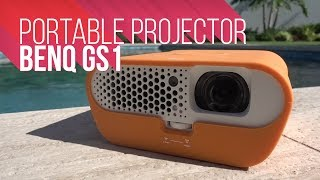 PORTABLE WIRELESS PROJECTOR | BenQ GS1