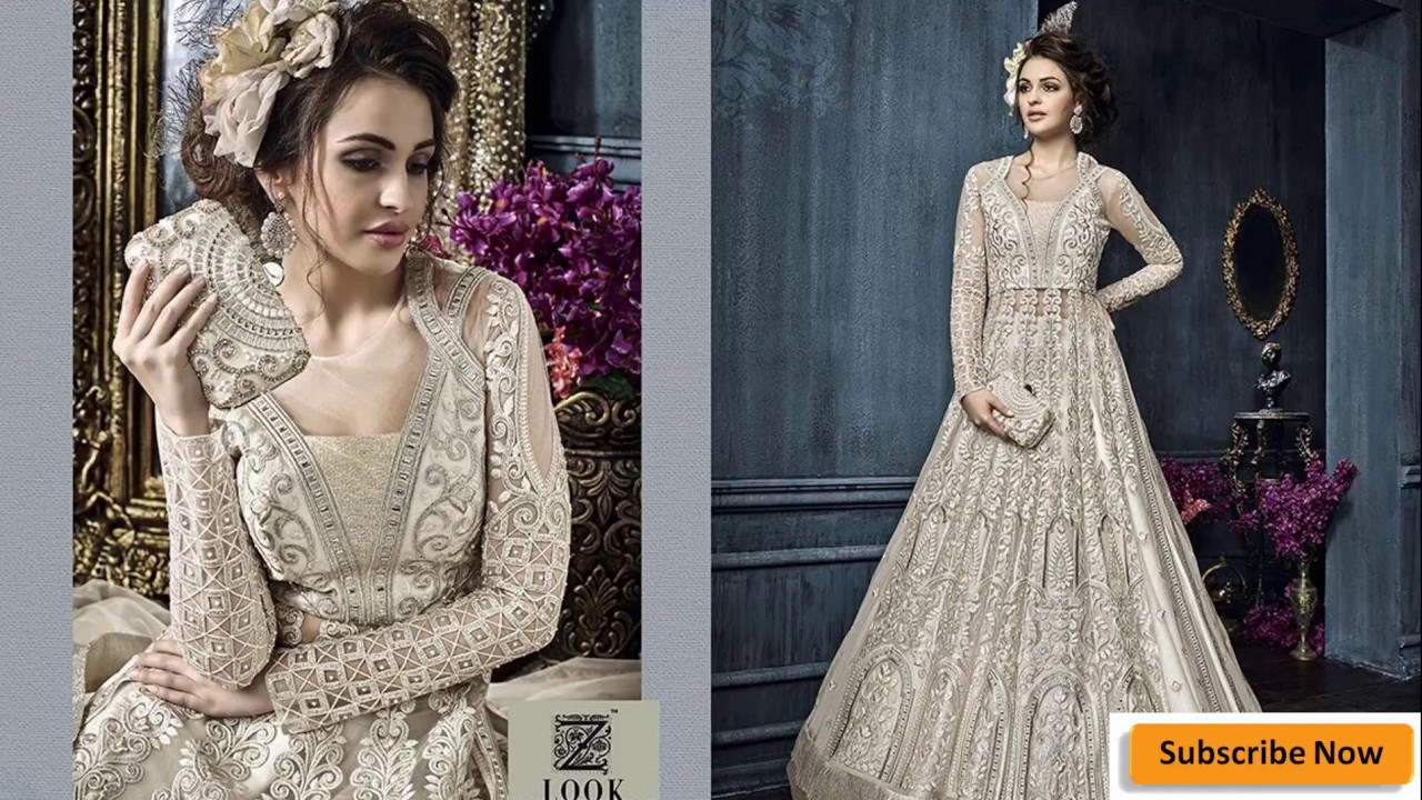 Zoya Dresses Materials Celebrity Bollywood Designer Wedding Dress Online Now