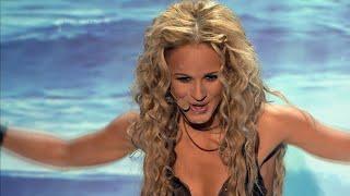 Monika Dryl jako Shakira Twoja twarz brzmi znajomo