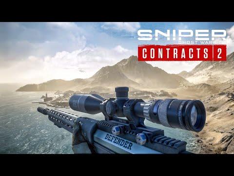Sniper Ghost Warrior Contracts 2 - Kill Everyone in The Port (No Alarm, Deadeye) |