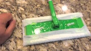 Swiffer Sweeper Reviews   Does the Swiffer Sweeper Work?