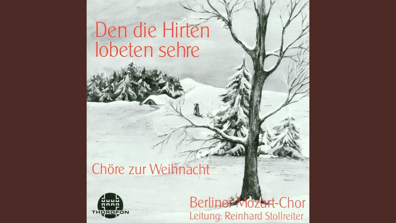 Werner Bergengruens Kaschubisches Weihnachtslied Wärst
