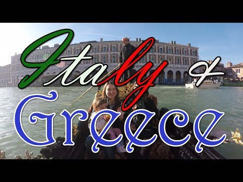 Italy and Greece in TWO WEEKS!