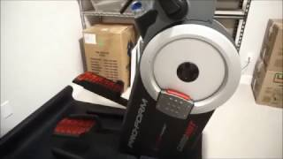 Proform Cardio HIIT Real Customer Review - Part 1
