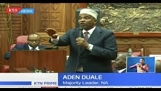 MPs, Senators selected to mediate on county revenue row fail to agree, forced to adjourn