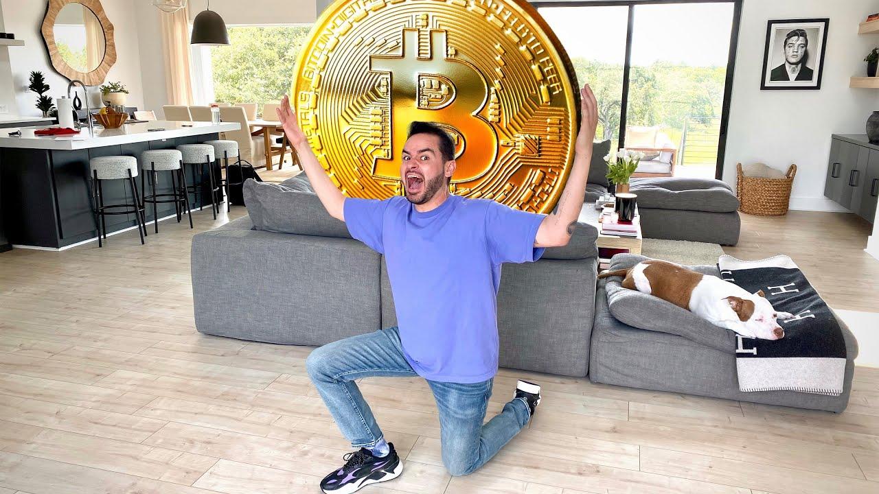 Como la gente se hace rica con Bitcoin?   Salomondrin