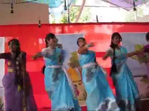 British Columbia School, Dhaka  Cultural Show in Bangla New Year 2011
