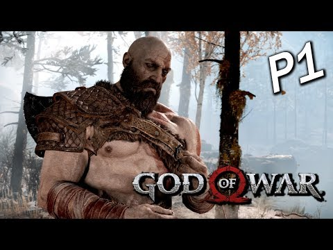 God of War PS4《戰神 PS4》Part 1 - 誰的臭小孩呀?!?