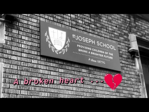 A Broken Heart About St. Joseph